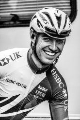 Cyclist Tour of Britain British Cycling Team