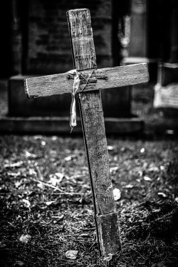 Repatriated WW1 Cross
